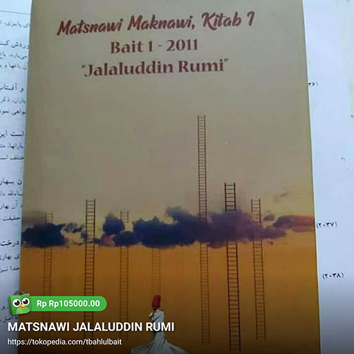 Bazar AB - Matsnawi Jalaluddin Rumi | Jual Beli Komunitas AB
