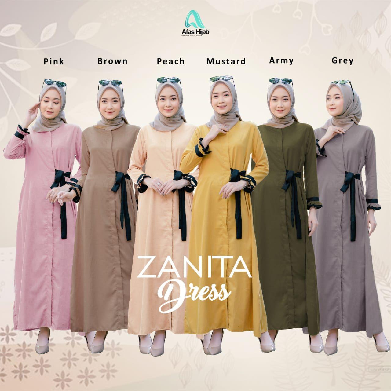 Bazar AB - ZANITA DRESS | Jual Beli Komunitas AB