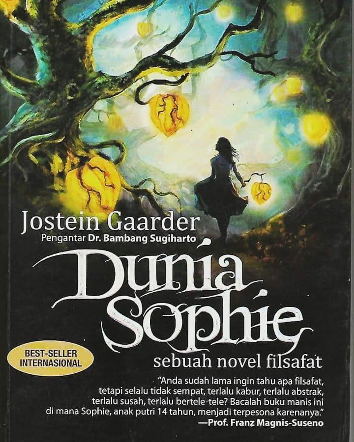 Bazar AB - Dunia Sophie sebuah novel filsafat | Jual Beli Komunitas AB