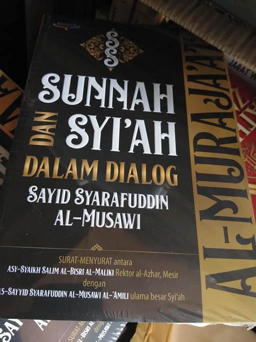 Bazar AB - Sunnah dan Syi'ah dalam Dialog | Jual Beli Komunitas AB