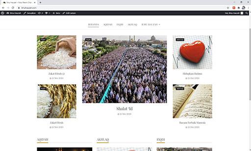 Bazar AB - Jasa pembuatan website berbasis Wordpress | Jual Beli Komunitas AB