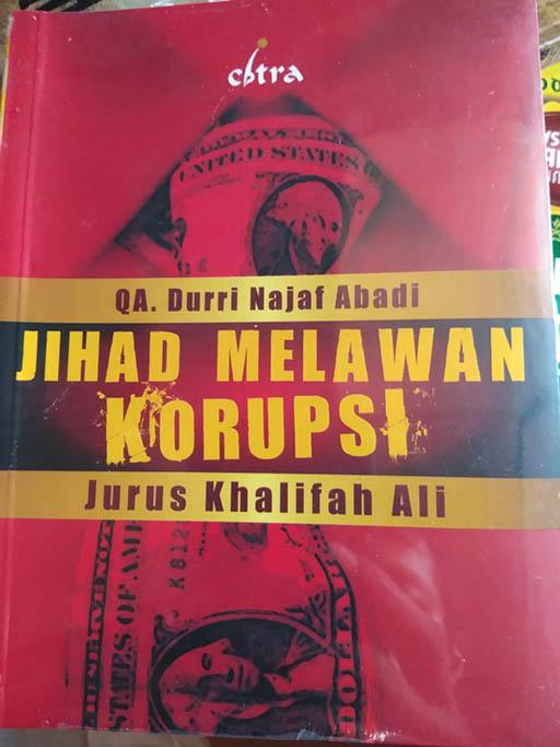Bazar AB - Jihad Melawan Korupsi | Jual Beli Komunitas AB
