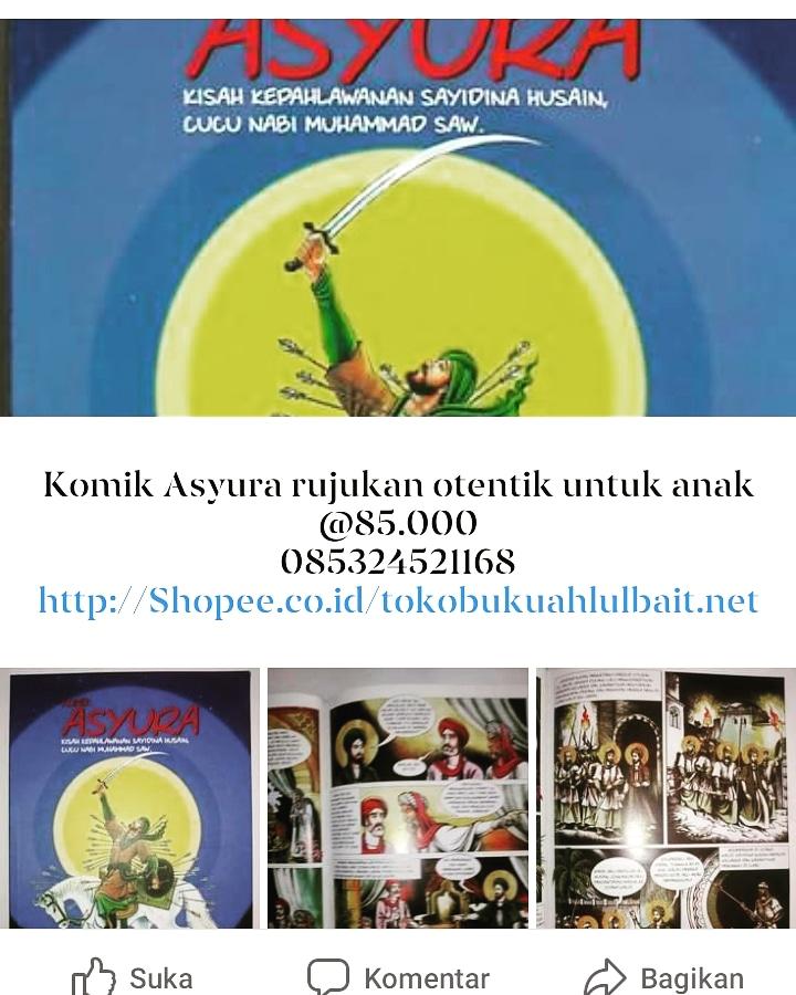 Bazar AB - Komik Asyura | Jual Beli Komunitas AB