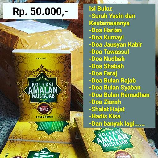 Bazar AB - Koleksi Amalan Mustajab | Jual Beli Komunitas AB