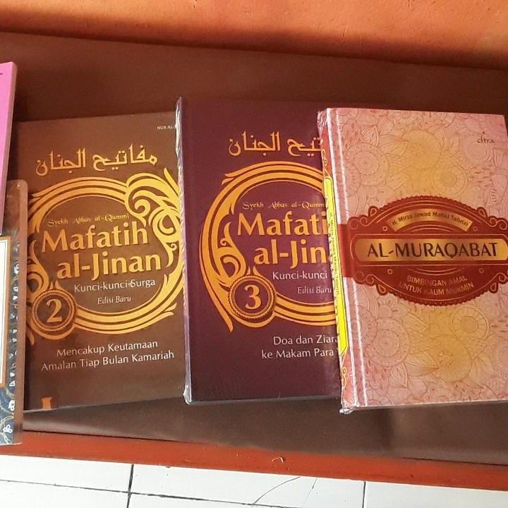 Bazar AB - Mafatih Al Jinan jilid 2 | Jual Beli Komunitas AB