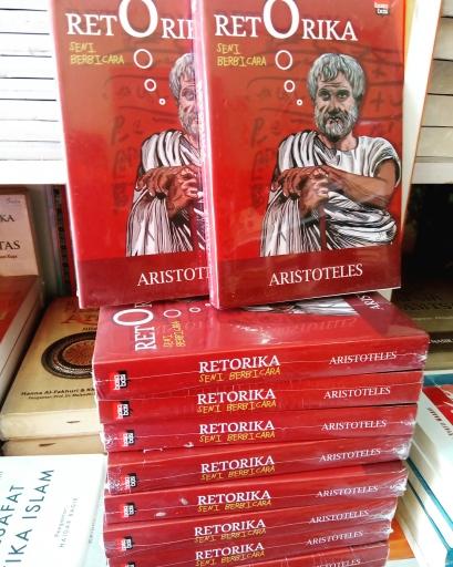 Bazar AB - Retorika Aristoteles | Jual Beli Komunitas AB
