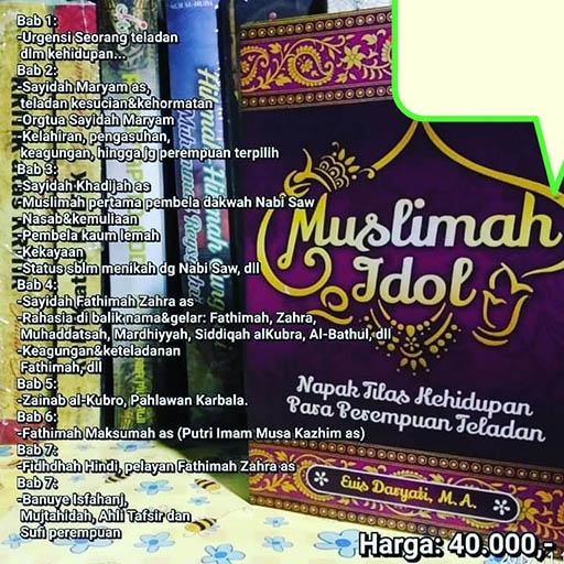 Bazar AB - Muslimah Idol | Jual Beli Komunitas AB