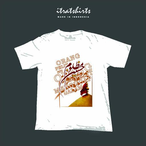 Bazar AB - T-shirt Orang yang Pelit Mengucap Salam   Jual Beli Komunitas AB